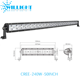 50 inch 9-30V 240W 20400LM single row led light bar with nature white color for all cars