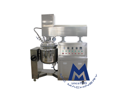Micmachinery small milk homogenizer machine price for sale automatic Vacuum Homogenizer Emulsifier juice homogenizer machine