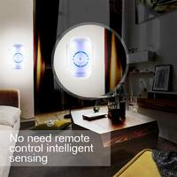 Smart motion sensor light indoor PIR sensor night lights with motion sensor human body induction lamp