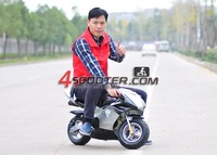 2016 Chinese Petrol Mini Moto Pocket Bike 49CC Motorcycle for Kids