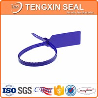 package tie lock plastic seal tag