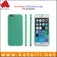 2016 newest Top Quality OEM Silicone Phone Case for Iphone 6s case for cell phone