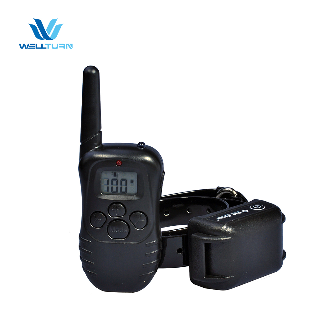 Good Quality Waterproof Rechargeable 4 in 1 Remote Training Dog Collar 998DR Personal Electronic Dropship Trainer
