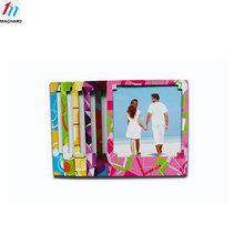 New product promotional funny magnetic photo frame