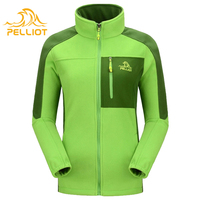 wholesale oem cheap woman plain dyed windproof breathable polartec embroidered windstopper winter polar fleece jacket