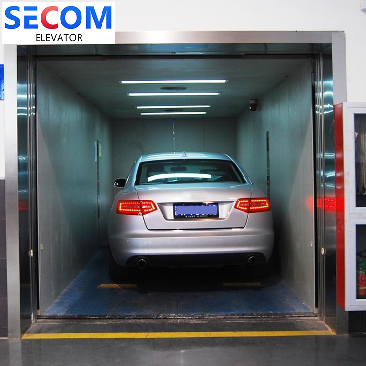 auto lift 3000kg underground garage car elevator lift for sale
