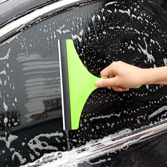 car glass window cleaning wiper