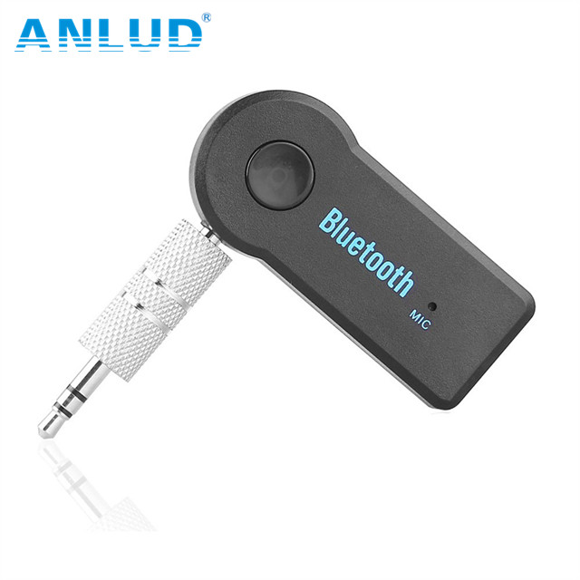 ALD90 Popular Bluetooth Receiver 3.5mm Jack Car Bluetooth AUX Audio Receiver Adapter