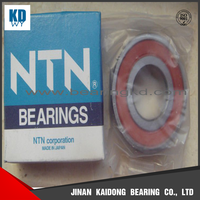 Made in japan NTN brand 6309 LLU deep groove ball bearing 6309 ZZ bearing