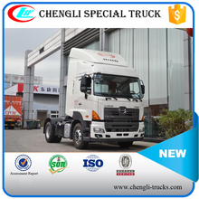 HINO 4*2 380hp Tractor Truck 35000kg Tractor Head