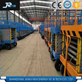 AC and DC power hydraulic scissor man lift table