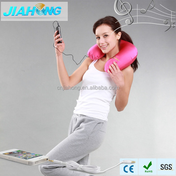 Comfortable good quality certificated chinese neck pillow