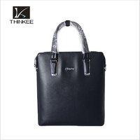 Brand men messenger bag genuine leather business bag for men office handbag