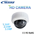 ip66 waterproof outdoor ir leds day and night ahd 3.0mp manual zoom lens cctv security camera