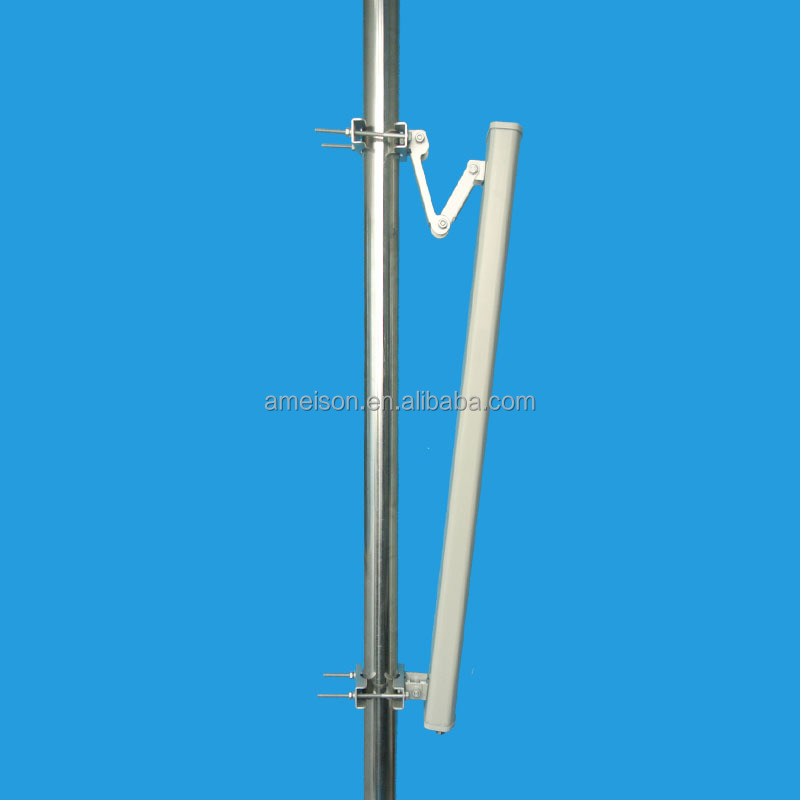 Antenna Factory 5.1-5.85 GHz Dual Polarized 15 dBi Outdoor Base Station Panel Sector wifi antenna for huawei modem