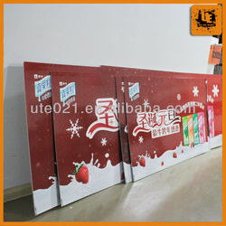competitive price high quality pvc foam board sign snap poster frame 60x90 with low price