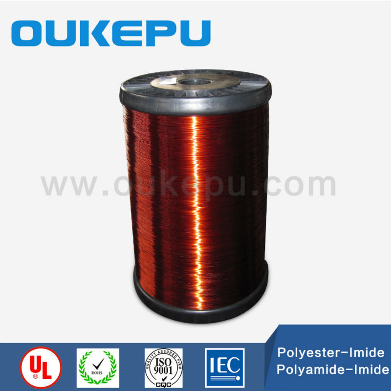 portable round 0.05 enameled copper wire for Pure market