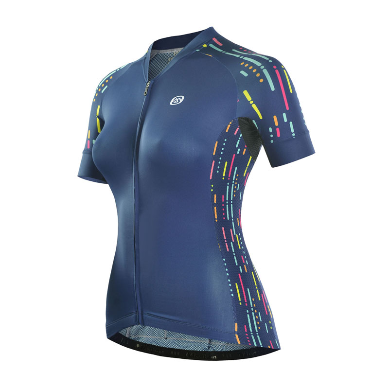 2017 Cool Bicycle Racing jersey Hot Sale Team Sportwear Cozy and Breathable Cycling Shirts