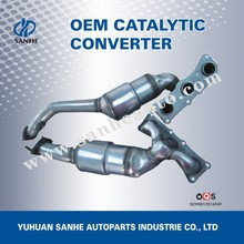 Auto Spare Parts Mainfold Catalytic Converters Scrap, Automobile Exhaust Pipe