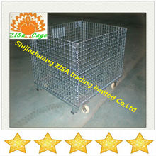 rolling security cage