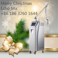 2016 Latest technology skin rejuvenation rf tube fractional co2 laser /RF Fractional Co2 for Pigment Scar Winkle removal