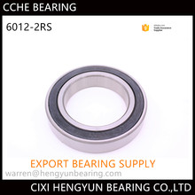 China Manufacturer Provide ball bearing size High Quality 6012-2RS Bearing