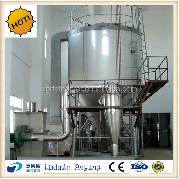 calcium salt centrifugal spray dryer