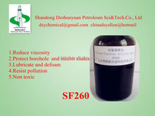 SF Drilling fluids thinner additive Silicon-fluorine Dilution Agent for drilling mud chemicals