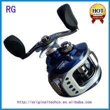 Newest Hot Sale Fishing Reel 6.3:1 Bait Casting Reels Left Right Hand Fishing One Way Clutch Baitcasting Reel
