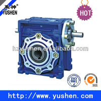 NRV110 Shaft Input iron casing Industrial Speed Reducer