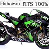 INJECTION MOLDING Fairing ZX-10R 2004 2005 ZX10R 2004 2005 ABS black green eif 21# ninja Fairings Kit Fit For Kawasaki ZX10R 20