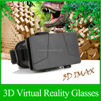 "Google Cardboard VR Box Virtual Reality Headset Hot Sex Video 3D Video Glasse For Smartphones 3.5-6"" Oculus Rift DK2"