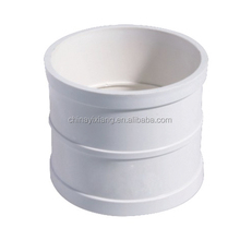 PVC equal straight coupling/socket/union/cold hot water pvc pipe fittings
