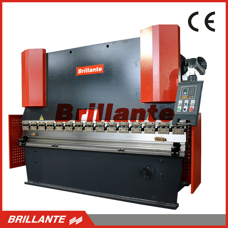 USED HYDRAULIC PLATES BENDING MACHINE WITH GOOD PRICE AND SCIENTIFIC DRAWING