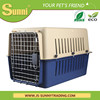 Factory direct cheap plastic dog kennel wholesale