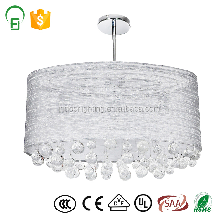 Zhong Shan Project Chain Crystal Simple Style chandeliers