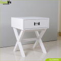 Chinese Shenzhen Goodlife Housewear Home storage & Organization Wooden bedside coffee table with drawer