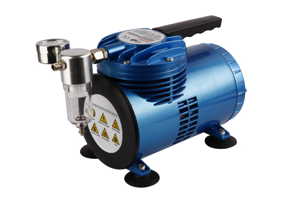 oil-free air compressor AS06-1