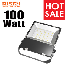 TUV Approved Aluminum 100W Led Flood Light with Built-in Motion Detector