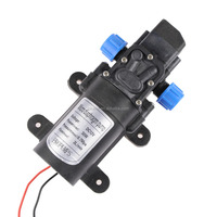 2016 new arrive DC 12V low voltage mini dc water pump mini dc motor agricultural water pump