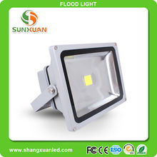 Shangxuan Lighting IP 65 rechargeable and portable color changing outdoor 20w led flood light