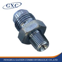 1JN Stainless Steel Threaded Hose Nipple Fitting