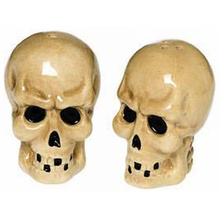 2015 Hot Fashion Skull Salt And Pepper Shakers