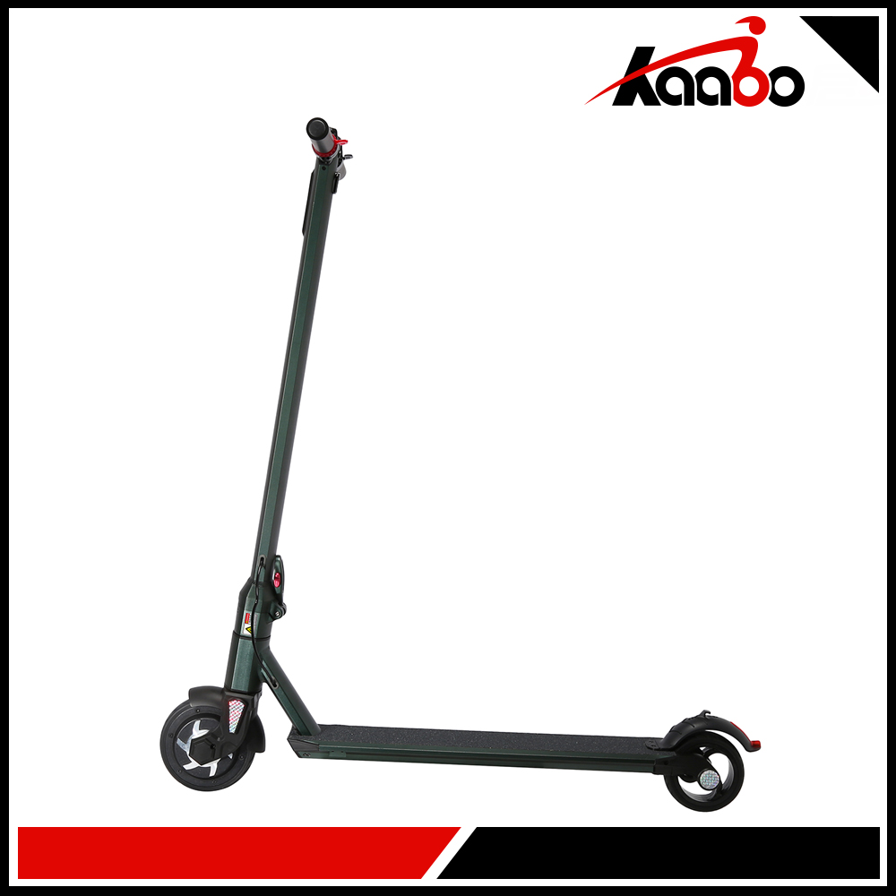 Top 5 brand Kaabo Premium quality 2017 new foldable electric scooter