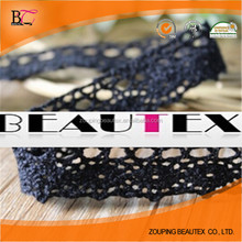 Cotton lace trim for dress decoration wholesale