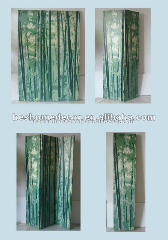 buddha room divider Buddha Screen Printed Canvas Painting led room divider