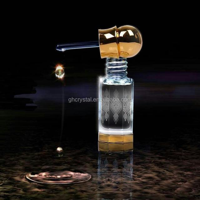 2017 Wholesale mini 3ML Factory Price Crystal Perfume Bottle