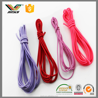 Hot Sale China Manufacturers colored braided elastic