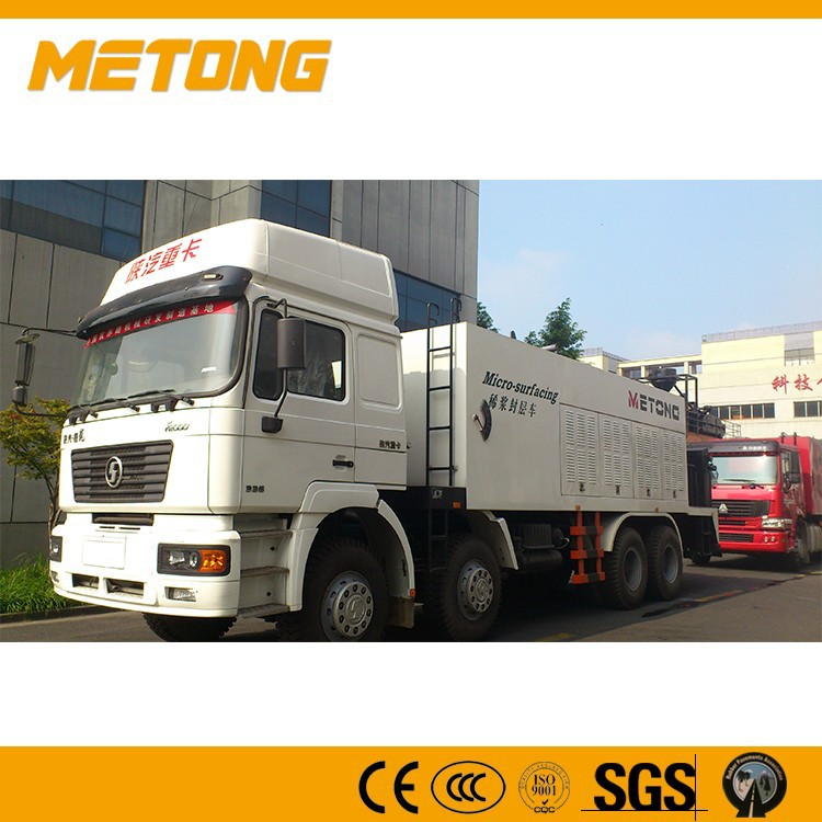 Metong road construction machine micro-sufacing slurry seal