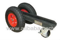 AUSAVINA 3 WHEEL SLAB DOLLY, trolley, slab trolley, moving slab trolley, transporting stone dolly
